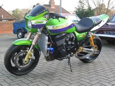A message board for the Kawasaki ZRX Owners Club and the Kawasaki ZRX Enthusiasts Kawasaki Motorcycles, Cars And Motorcycles, Street Fighter Motorcycle, Bike Engine, Custom Cafe Racer, Mopeds, Sport Bikes, Custom Bikes, Forks
