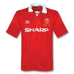Umbro 92-94 Man Utd Home Shirt   P/L Champions Emb - 92-94 Man Utd Home Shirt   P/L Champions Emb - Grade 8 http://www.comparestoreprices.co.uk/football-shirts/umbro-92-94-man-utd-home-shirt- -p-l-champions-emb-.asp