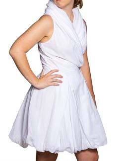Bubble Dress - Cotton - Shop