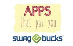 Apps That Pay You - Swag Bucks - from ComeSaveAway.com be sure to check out the entire series on apps that pay you!