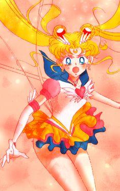 Résultat d'images pour sailor moon manga en anglais Sailor Moon Usagi, Sailor Moon Art, Sailor Moon Crystal, Princess Serenity, Naoko, Japanese Cartoon, Sailor Scouts, Shoujo, Chibi