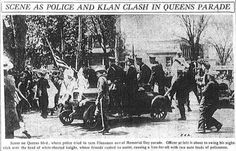 In 1927, Donald Trump's father was arrested after a Klan riot in Queens - The Washington Post
