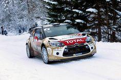 WRC RALLYE MONTE CARLO 2015  WRC RALLYE MONTE CARLO 2015 - PHOTO : CITROEN RACING/AUSTRAL 04 Citroen Total Abu Dhabi WRT, Loeb Sebastien, Elena Daniel, DS 3 WRC, Action – à Monaco.