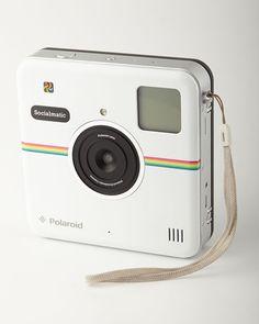 Polaroid White Digital Camera Polaroid White Digital Camera by Polaroid at Neiman Marcus.Polaroid White Digital Camera by Polaroid at Neiman Marcus. Antique Cameras, Vintage Cameras, Vintage Polaroid Camera, Photography Equipment, Photography Tips, Inspiring Photography, Photography Tutorials, Creative Photography, Digital Photography