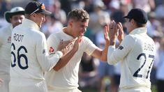 England in New Zealand: Sam Curran stars on day two in Mount Maunganui Ashley Giles, England Cricket Team, Stuart Broad, Kane Williamson, Mount Maunganui, Ben Stokes