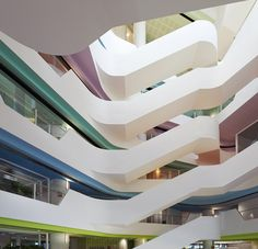 Medibank's head office in Melbourne: one of the healthiest workplaces in the world   Inspirationist