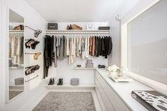 Blog de Decoração Perfeita Ordem: Closet