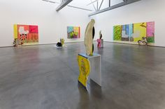Exhibitions | Betty Woodman: Color, Light, Form and Unrelenting Ambition at David Kordansky.