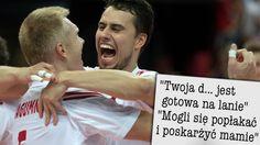 Mistrzowskie puenty. Z polskimi siatkarzami żaden wywiad nie jest nudny. http://sport.tvn24.pl/ms-w-siatkowce,231/mistrzowskie-puenty-z-polskimi-siatkarzami-zaden-wywiad-nie-jest-nudny,470906.html