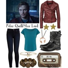 Guardians of the Galaxy: Peter Quill/Star Lord