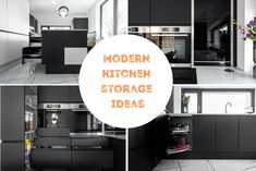 Storage & organization ideas for your modern kitchen design. #kitchenorganization #kitchenorganizationideas #kitchenpantry #kitchenstorage #kitchendesign #kitchen #kitchenfurniture #mobila #mobiladebucatarie #bucatarii #bucatariimoderne #modernkitchens #KUXA #KUXAstudio #KUXAkitchens #bucatariiKuxa Kitchen Storage, Locker Storage, Organizer, Lockers, Furniture, Cabinet, Studio, Design, Home Decor