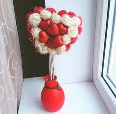 Топиарий «Сердце» от 700 рублей!