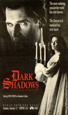 Dark Shadows (1991) A stunning resurrection of the original series.  Produced by Dan Curtis.  This series lost its time-slot traction during the Gulf War invasion.  NBC realized its error too late in cancelling the series which had a high demand from viewers.  By then, the actors had moved on.
