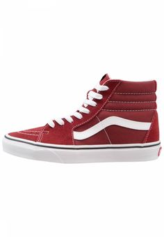 bf6a9b2d17 SK8 - High-top trainers - madder brown true white   Zalando.co.uk 🛒