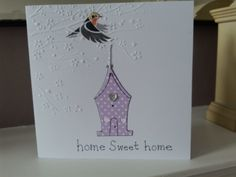 Home sweet home new home card £2.25 #Folksy365