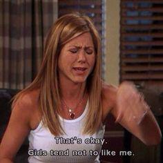 Rachel  Friends tv show  Funny quotes