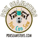 PDX Seamsters - http://YouCanSew.org/    Places in Portland to rent sewing space.