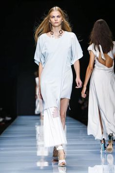 Anteprima Ready To Wear Spring Summer 2016 Milan - NOWFASHION