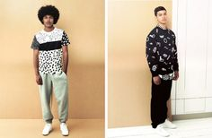 Lazy Oaf Men's AW13