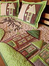 Úžitkový textil - Strom vo vetre - vankúš :) - 7336860_
