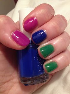 The Essie Neons 2013 Collection: My Top Picks