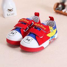 21-25 - Kaliteli Malzemelerden Üretim Unisex Sevimli Bebek Ayakkabıları - 571612 - 41-1