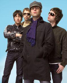 Gem, Andy, Liam, Noel