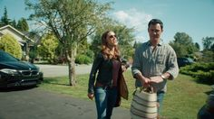 "Shut Eye 1x01 ""Death"" - Charlie Haverford (Jeffrey Donovan) & Linda Haverford (KaDee Strickland)"