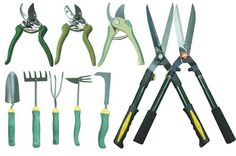 Attirant Provide A Great Shape To Your Lawn With Garden Tool Set Garden Tools List,  Yard