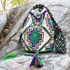 Wayuu Mochila bag by lucy