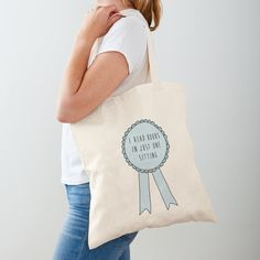 Printed Tote Bags, Cotton Tote Bags, Reusable Tote Bags, Large Bags, Small Bags, Get Free Stuff, Stuff To Buy, Gifts For Bookworms, Medium Bags