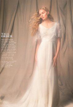 Bridal Editorial - Jenny Packham