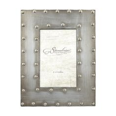 Stonebriar SB-6079A Industrial Metal Wrapped Frame with Rivet Detail ** Be sure to check out this awesome product. (This is an affiliate link) #PictureFrames