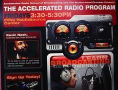 Accelerated Radio station celebrates 1 year