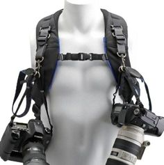 Think Tank Camera Support Strap Set V2.0 - Used to Attach Camera Strap on Backpacks