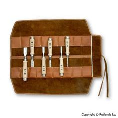 Buy Dakota Leather Chisel Roll online at Rutlands.co.uk