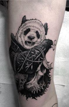 Patryk Chybowski Panda Tattoo