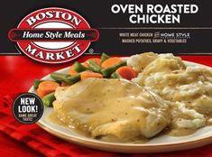Oven-Roasted Chicken | Frozen Meal | Frozen Dinner | Boston Market