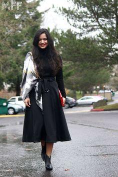 My Fashion Fixes: Scarf Wraps
