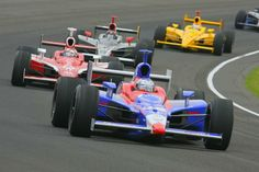 Indy 500 (Indianapolis, Indiana, USA)    Go to an auto race