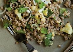 Buckwheat Stir-Fry with Vegetables and Eggs