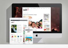 #páginaweb #diseñoweb #tarot #cancer #logotipo #diseñografico