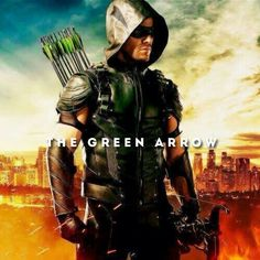 The Green Arrow poster