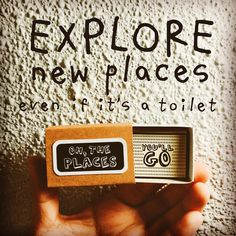 Explore new places everyday.. Even if it is a toilet.. Admire the mirror, enjoy the hand soap.. 🤗 Stay curious! . . #ohtheplacesyoullgo #explorenewplaces #explore #staycurious #goodvibes #thegoodvibetribe #positivevibes #quoteoftheday #instagood #inspiringquotes #minimalist #miniature #matchbox #matchboxart #matchboxcard #paper #paperart #paperlove #papercraft #papergoods #handmade #handmadehq