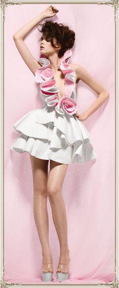 Papier toilettes… haute couture                                                                                                                                                                                 Plus