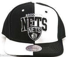 Mitchell & Ness Brooklyn Nets Squared Snapback Cap € 32,90