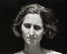 Dorothea Lange | Now check out these photos taken by the great Dorothea Lange in the ...