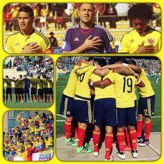 #Cuadrado en su IG: Duro partido ayer vamos mi selección ...