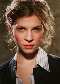 clemence poesy makeup tutorial