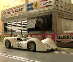 Slot Car Racing, Slot Car Tracks, Slot Cars, Race Cars, Carrera, Car Images, Le Mans, Car Ins, Scale Model